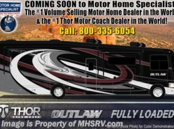 New 2019 Thor Motor Coach Outlaw 37GP Toy Hauler for Sale @ MHSRV W/2 Patio Decks available in Alvarado, Texas