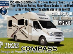 New 2018 Thor Motor Coach Compass 24TF RUV for Sale W/Diesel Gen & Heat Pump available in Alvarado, Texas