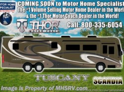 New 2019 Thor Motor Coach Tuscany 45MX Bath & 1/2 W/Theater Seats, Aqua Hot, King available in Alvarado, Texas