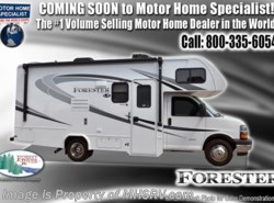 New 2019 Forest River Forester LE 3251DS Bunk Model W/15.0K BTU A/C, Auto Jacks available in Alvarado, Texas
