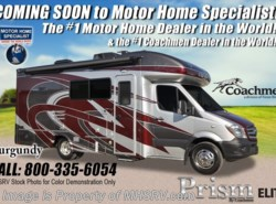 New 2019 Coachmen Prism Elite 24EF Sprinter Diesel RV W/ 3.2KW Dsl Gen, 15K A/C available in Alvarado, Texas