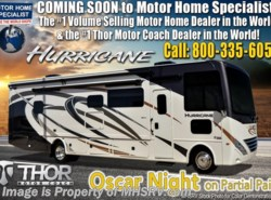 New 2019 Thor Motor Coach Hurricane 35M Bath & 1/2 RV for Sale W/ King, OH Loft available in Alvarado, Texas