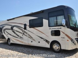New 2019 Thor Motor Coach Hurricane 34J Bunk Model RV for Sale W/ King available in Alvarado, Texas