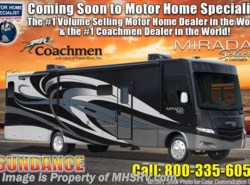 New 2019 Coachmen Mirada Select 37LS Bath & 1/2 RV W/ Salon Bunk, Sat, W/D available in Alvarado, Texas
