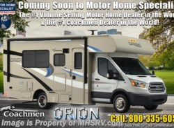 New 2019 Coachmen Orion 21RS RV for Sale W/ 15K A/C, Sat, Rims available in Alvarado, Texas