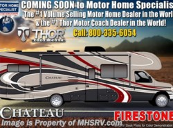 New 2019 Thor Motor Coach Chateau Sprinter 24BL Sprinter Diesel W/Dsl Gen, Ext TV, FBP available in Alvarado, Texas