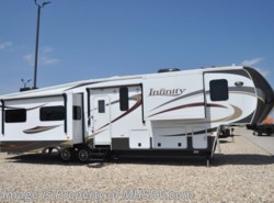 Used 2014 Dutchmen Infinity 3860MS W/ 4 Slides, King, Jacks available in Alvarado, Texas