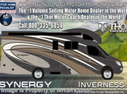 New 2019 Thor Motor Coach Synergy 24SS Sprinter RV for Sale W/Dsl Gen, Summit Pkg available in Alvarado, Texas