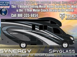 New 2019 Thor Motor Coach Synergy 24ST Sprinter RV for Sale W/Dsl Gen, Summit Pkg available in Alvarado, Texas