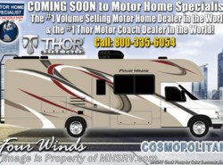 New 2019 Thor Motor Coach Four Winds 31E Bunk Model RV for Sale W/ 15K A/C, Jacks available in Alvarado, Texas