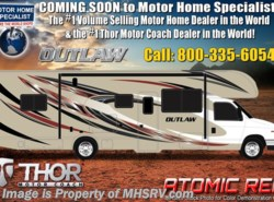 New 2019 Thor Motor Coach Outlaw 29J Toy Hauler RV for Sale W/Drop Down Bed & Loft available in Alvarado, Texas
