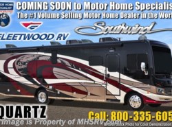New 2019 Fleetwood Southwind 37F 2 Full Baths W/ Bunks, Theater Seats, 7KW Gen available in Alvarado, Texas