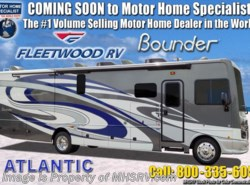 New 2019 Fleetwood Bounder 36FP Bath & 1/2 RV W/ Bunks, OH Loft, Patio available in Alvarado, Texas