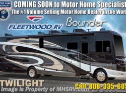 New 2019 Fleetwood Bounder 36FP Bath & 1/2 RV W/ Theater Seats, Bunks, Patio available in Alvarado, Texas