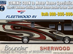 New 2019 Fleetwood Bounder 35K Bath & 1/2 RV for Sale W/ Theater Seats, W/D available in Alvarado, Texas