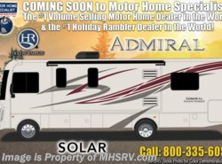 New 2019 Holiday Rambler Admiral 28A RV W/ Theater Seats, King & Res Fridge available in Alvarado, Texas