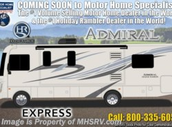 New 2019 Holiday Rambler Admiral 28A RV W/ Theater Seats, Res Fridge & King available in Alvarado, Texas