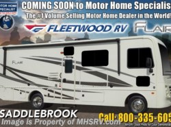 New 2019 Fleetwood Flair 28A RV for Sale W/Theater Seats, King & Res Fridge available in Alvarado, Texas
