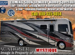 New 2019 Holiday Rambler Vacationer 36F 2 Full Bath Bunk Model RV for Sale W/OH Loft available in Alvarado, Texas