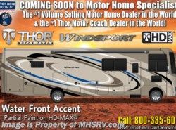 New 2019 Thor Motor Coach Windsport 35M Bath & 1/2 Class A RV for Sale W/ King available in Alvarado, Texas