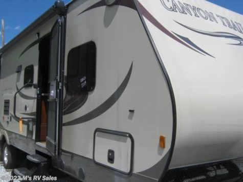 2014 Gulf Stream Canyon Trail Luxury 321TBS
