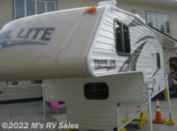 New 2017  Travel Lite Truck Campers 800X by Travel Lite from M's RV Sales in Berlin, VT