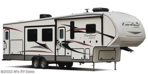 2019 Forest River Cardinal Explorer 378LF