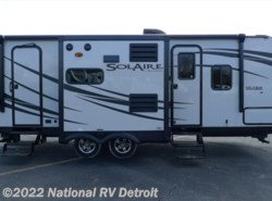 New 2015  Palomino Solaire Ultra Lite 239DSBH by Palomino from National RV Detroit in Belleville, MI