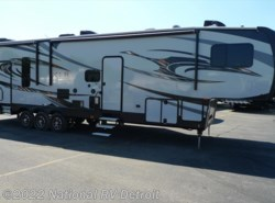 New 2016  Forest River XLR Thunderbolt 417AMP by Forest River from National RV Detroit in Belleville, MI