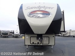 New 2016 Forest River Sandpiper 389RD available in Belleville, Michigan