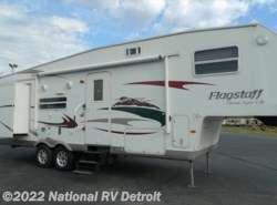 Used 2008  Forest River Flagstaff 8528CKSS by Forest River from National RV Detroit in Belleville, MI