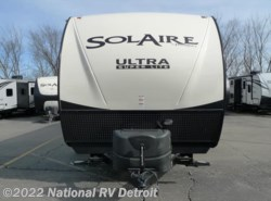 New 2016  Palomino Solaire Ultra Lite 317BHSK by Palomino from National RV Detroit in Belleville, MI