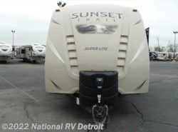 New 2017 CrossRoads Sunset Trail Super Lite ST240BH available in Belleville, Michigan