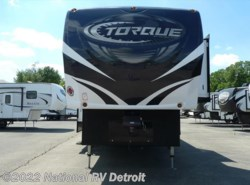 New 2017  Heartland RV Torque TQ345 by Heartland RV from National RV Detroit in Belleville, MI