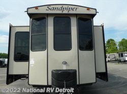 New 2017  Forest River Sandpiper Destination 385FKBH by Forest River from National RV Detroit in Belleville, MI