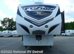 Used 2013  Keystone Fuzion 381 by Keystone from National RV Detroit in Belleville, MI