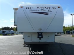 Used 2011  Forest River Rockwood Signature Ultra Lite 8265WS by Forest River from National RV Detroit in Belleville, MI