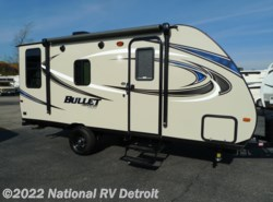 New 2017  Keystone Bullet Crossfire 1900RD by Keystone from National RV Detroit in Belleville, MI