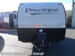 New 2017  Palomino PaloMini 181FBS by Palomino from National RV Detroit in Belleville, MI