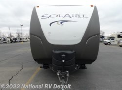 New 2017  Palomino Solaire Ultra Lite 312TSQBK by Palomino from National RV Detroit in Belleville, MI