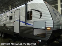 New 2017  CrossRoads Z-1 ZT328SB by CrossRoads from National RV Detroit in Belleville, MI