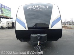New 2017  CrossRoads Sunset Trail Super Lite 291RK by CrossRoads from National RV Detroit in Belleville, MI