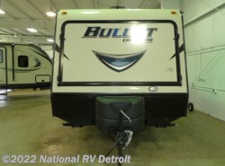 New 2017  Keystone Bullet Crossfire 1650EX by Keystone from National RV Detroit in Belleville, MI