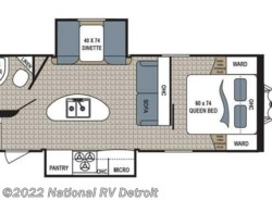 New 2017  Dutchmen Kodiak Express 253RBSL by Dutchmen from National RV Detroit in Belleville, MI