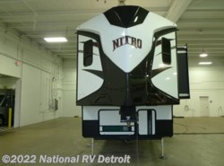 New 2017  Forest River XLR Nitro 38VL5 by Forest River from National RV Detroit in Belleville, MI