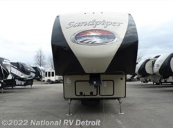 New 2017  Forest River Sandpiper 378FB by Forest River from National RV Detroit in Belleville, MI