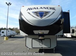 New 2017 Keystone Avalanche 370RD available in Belleville, Michigan
