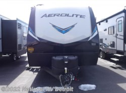 New 2018 Dutchmen Aerolite Luxury Class 2133RB available in Belleville, Michigan