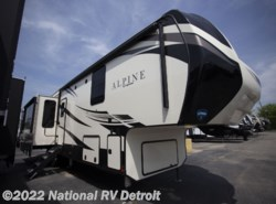 New 2019 Keystone Alpine 3651RL available in Belleville, Michigan