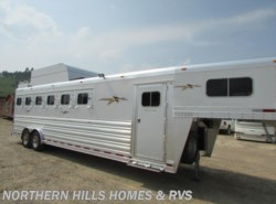 New 2016  Platinum Coach  6 HORSE by Platinum Coach from Northern Hills Homes and RV's in Whitewood, SD